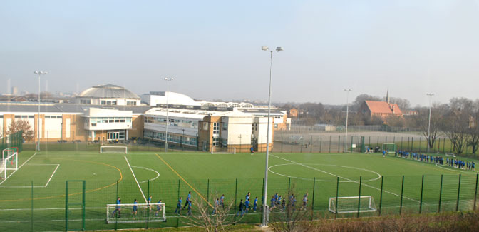 The Royal Docks Community School